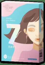 7 Days WonderDewi Daily Sheet Mask Series