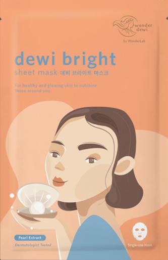 WonderDewi Bright Daily Mask