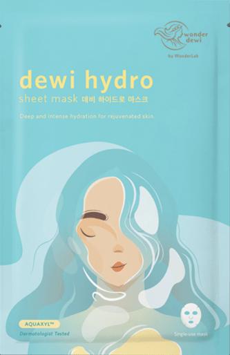 WonderDewi Hydro Daily Mask