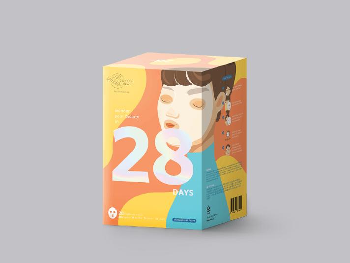 Wonderlab WonderDewi 28days