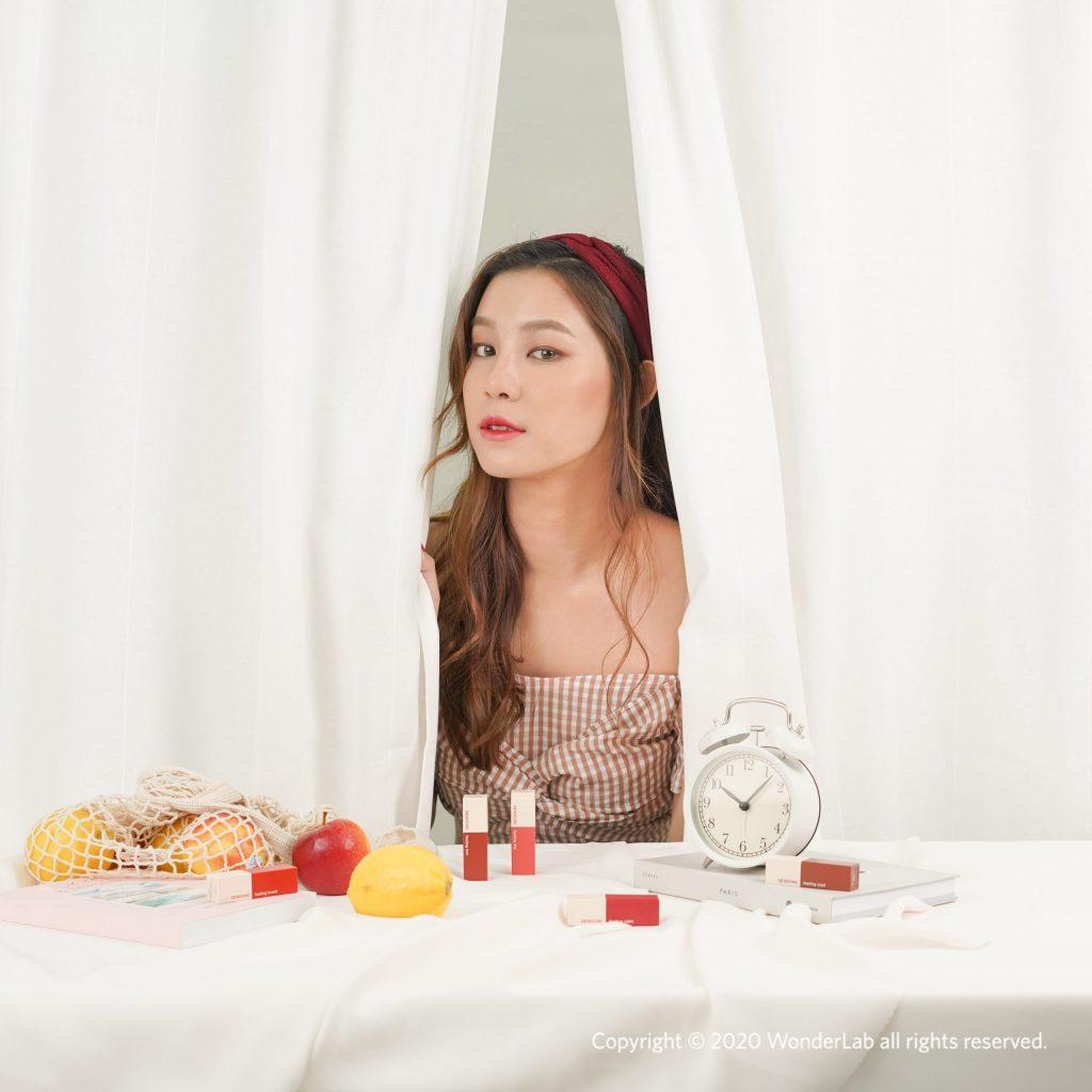 Lip Tint Mood Collection – Feeling Hot