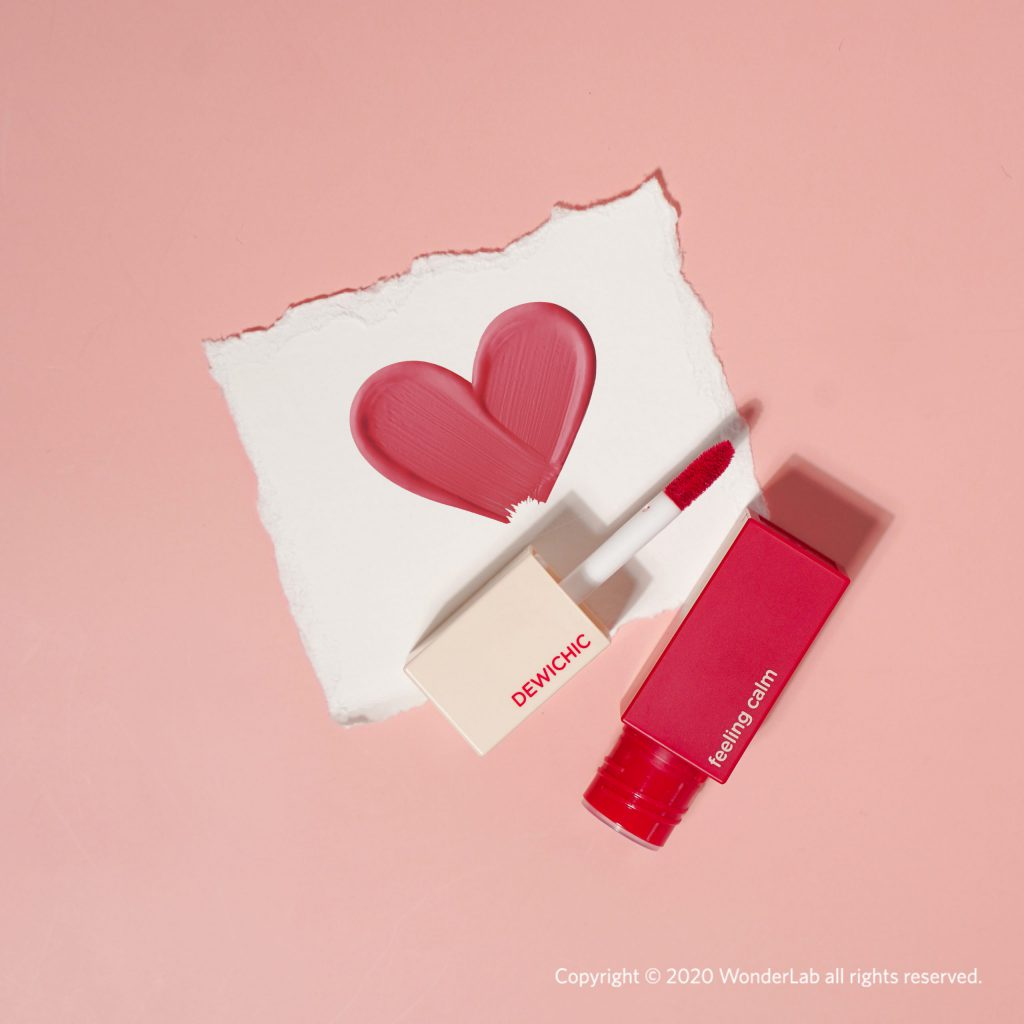 DewiChic Velvet Lip Tint Mood Collection Set
