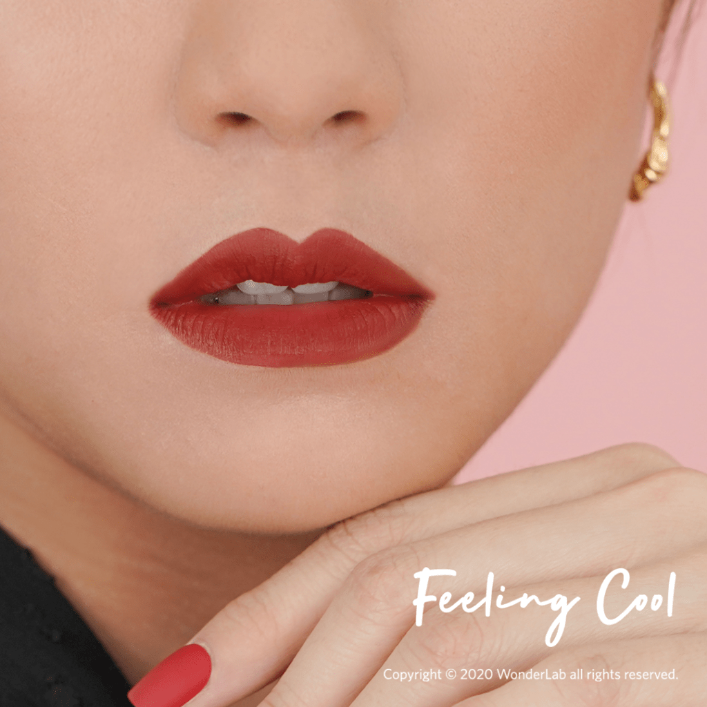 Lip Tint Mood Collection – Feeling Cool