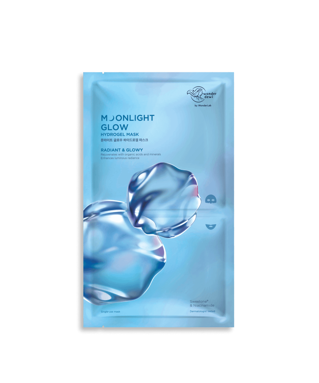 Moonlight Glow Hydrogel Mask