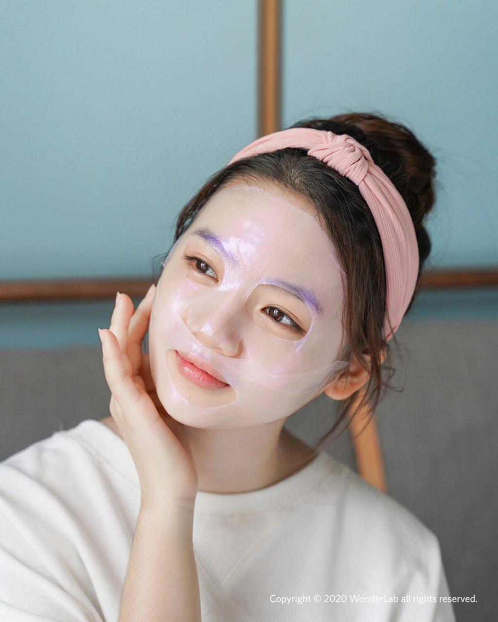 Moonlight Glow Hydrogel Mask Set