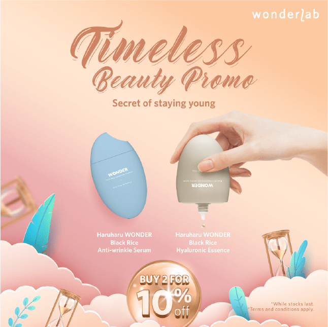 timeless beauty promo