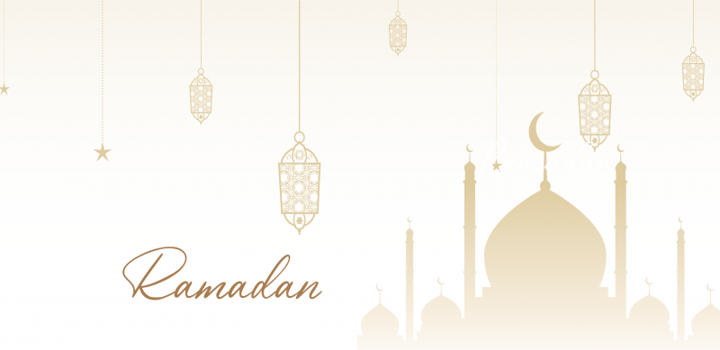 Ramadan Wonderlab Promo Banner