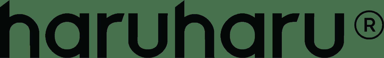 haruharu new logo brandpage