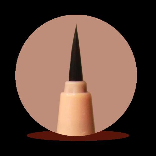 fine brush tip