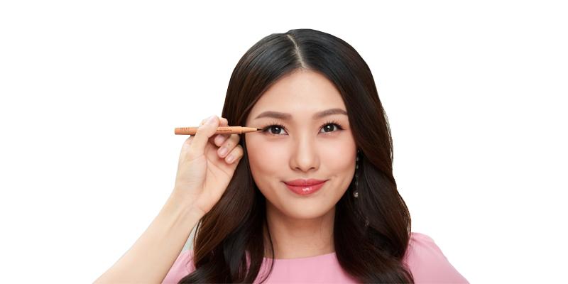 Wonderdewi eyebrown eyeliner banner