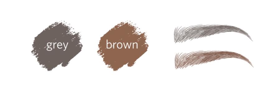 eyebrow colorshape