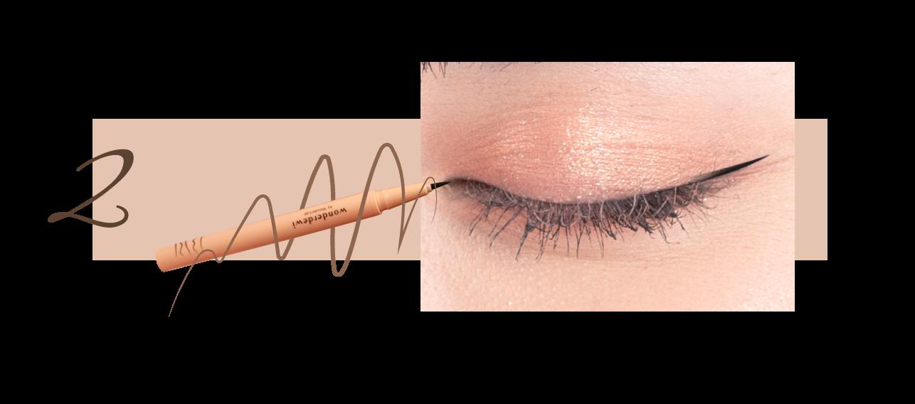 step 2 eyeliner