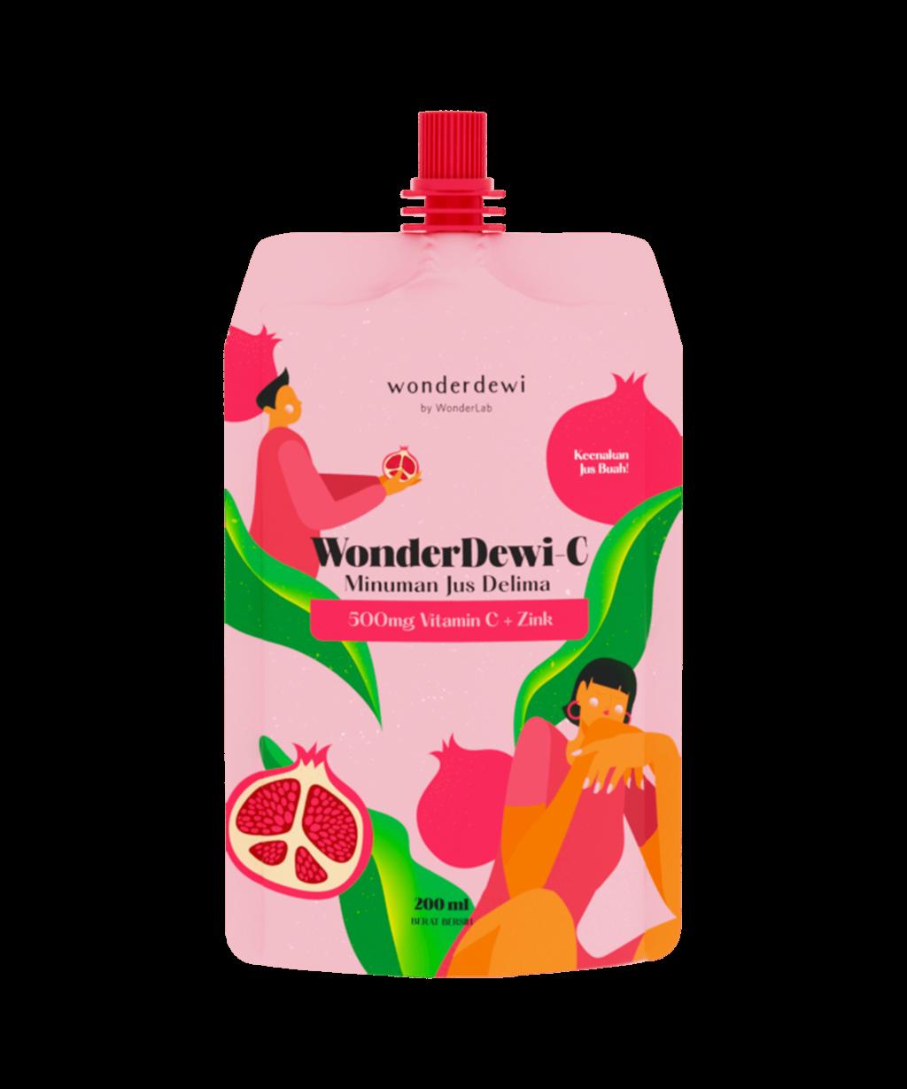 Vitamin Drink – Pomegranate