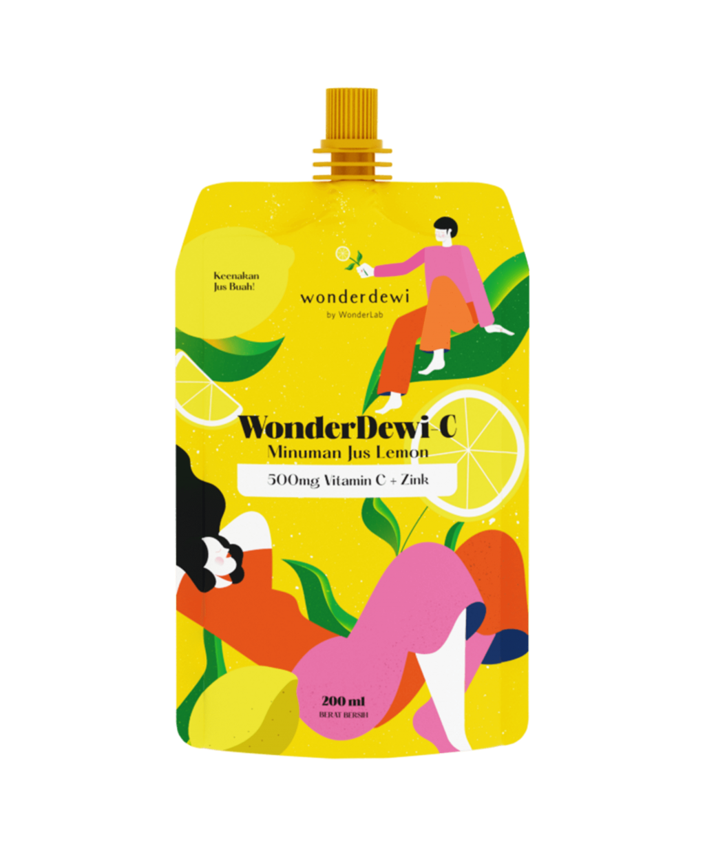Vitamin Drink – Lemon