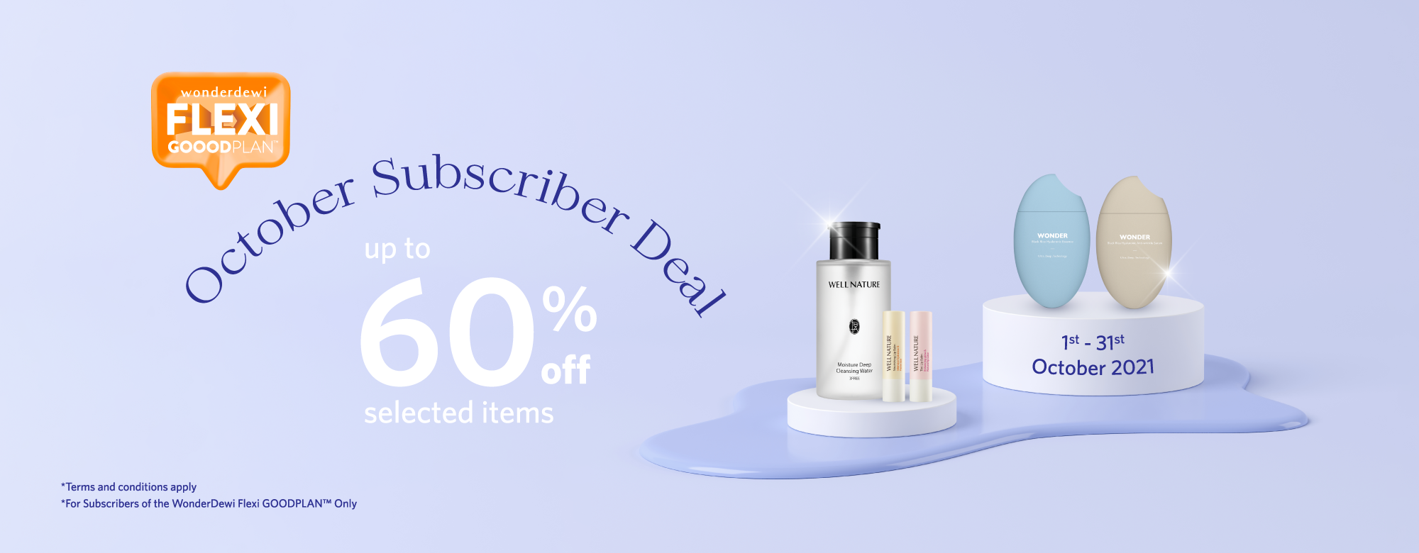 2000x780 October Subscriber Deal Promo Page